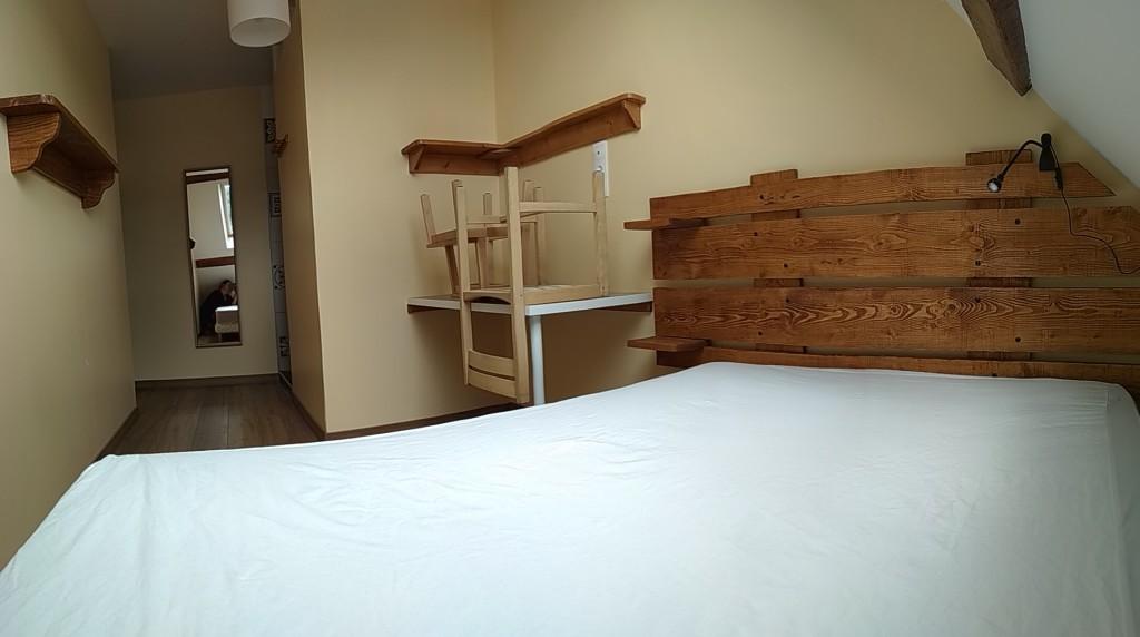 Chambre MONT MORIN 2